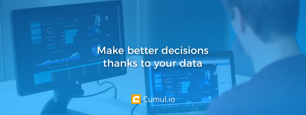 Make better decisions thanks to your data