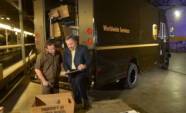 UPS drivers get better driving instructions thanks to data analysis