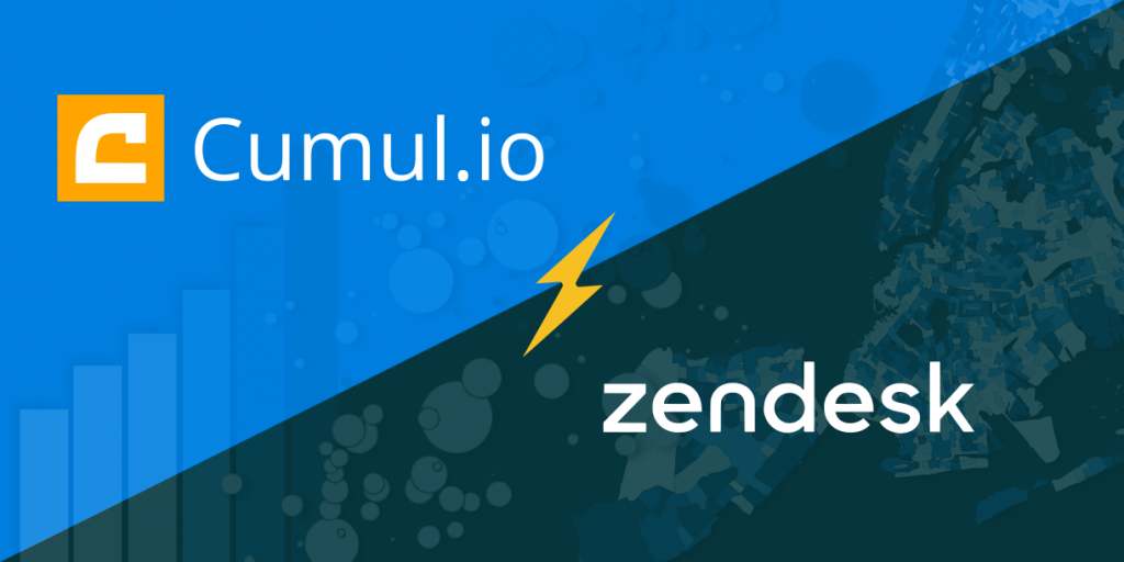 Connect your Zendesk data to Cumul.io