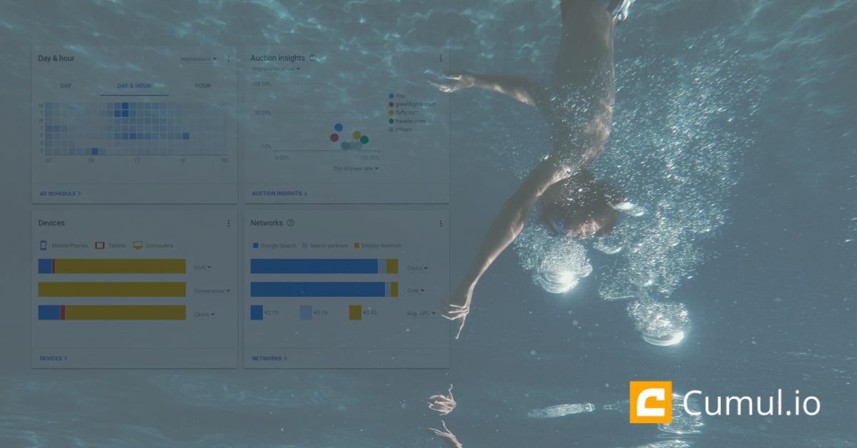 Deepdive in the dashboards: Google Ads