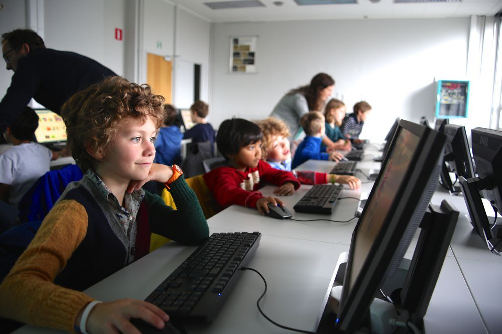 CodeFever teaching children how to code
