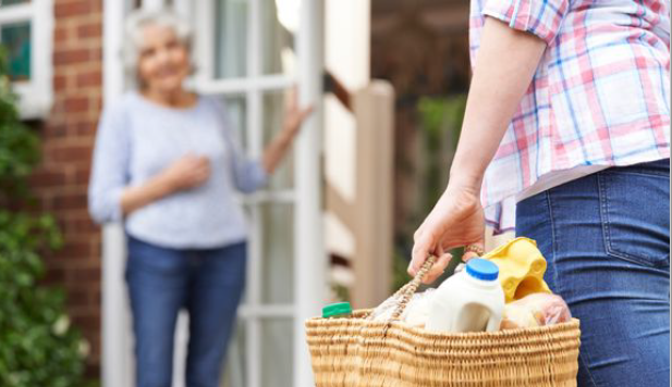Covid Solidarity helped people in need with their essential shopping needs during the pandemic lockdown.